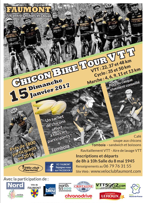 VC Faumont Chicon Bike Tour
