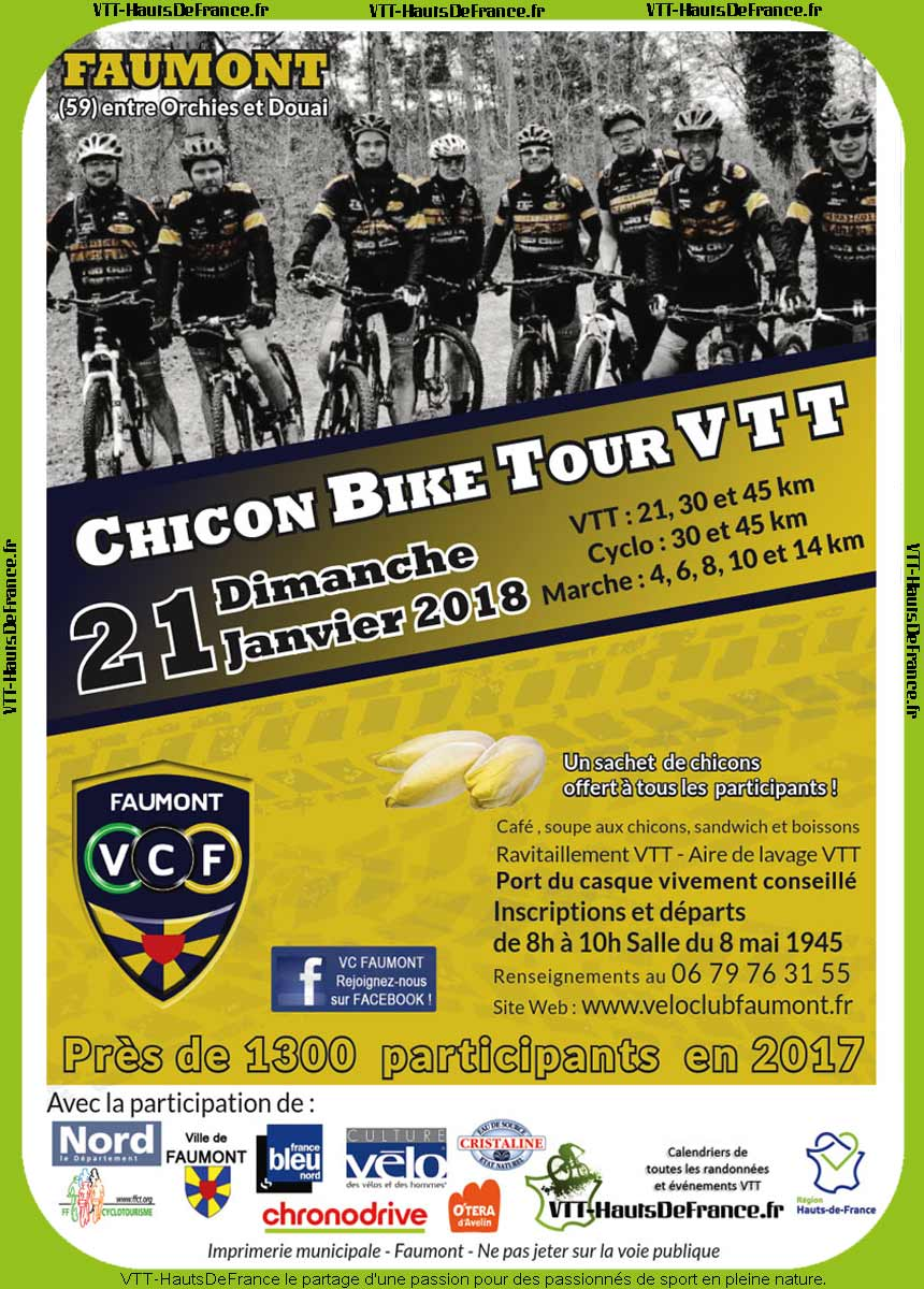 La Chicon Bike Tour