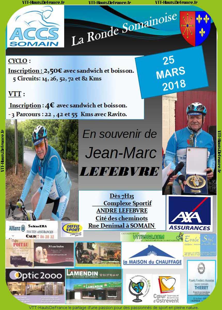 La Ronde Somainoise 2018 : Les Photos et Vidéos