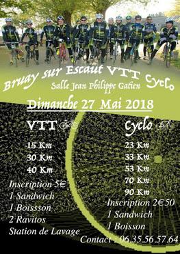 Cyclo Bruay sur Escaut